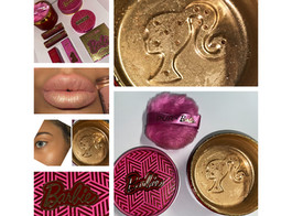 Pur Cosmetics X Barbie Collection Take 2- Forever Glow Body Highlighter Review, Looks and Swatches