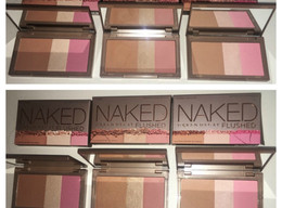 Urban Decay Naked Flushed Palettes in Strip, Going Native and Nooner Review, Swatch + Swatch Compari