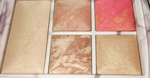 Hourglass Ambient Lighting Edit Surreal Light Palette Review + Swatches