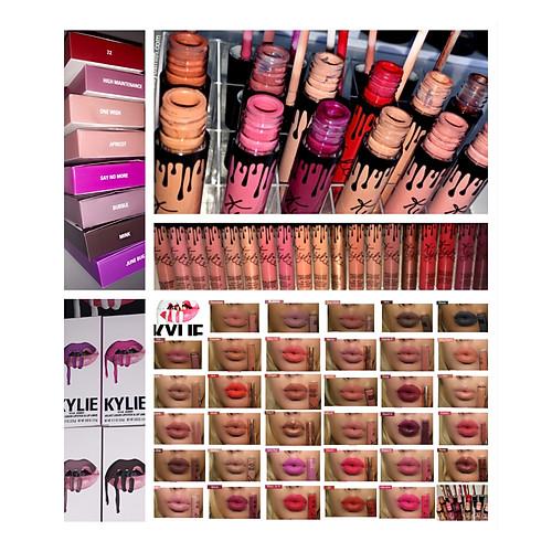 My Kylie Cosmetics Photo Album