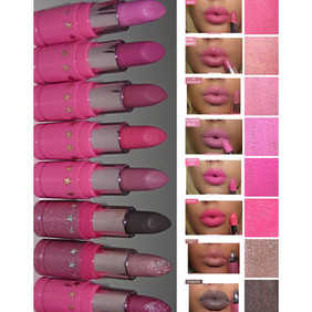 Jeffree Star Lip Ammunition Traditional Lipsticks Review + Swatches