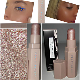 Fenty Beauty Match Stix Shimmer Skinstick in Starstruck Review, Swatches + Face Pictures
