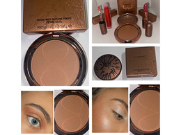 MAC Cosmetics Summer 2020 Bronzer Collection - Bronzer in Totally Taupeless Review, Swatches, Looks