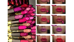 Urban Decay Vice Lipsticks Review + Swatches – x 10 Shades