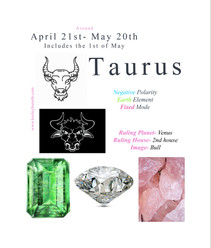 The Zodiac Signs In-Depth- Sign 2- Taurus