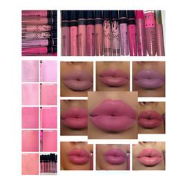 Best Baby Pink + Light Pink Liquid Lipsticks- x 12 shades