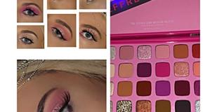 Morphe X Jeffree Star Eyeshadow Palette Looks- 50% Off!