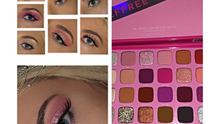 Morphe X Jeffree Star Eyeshadow Palette Looks- 50% Off!