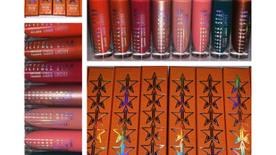 Jeffree Star Cosmetics Thirsty Collection Liquid Lipstick Review + Swatches- x 8 Shades