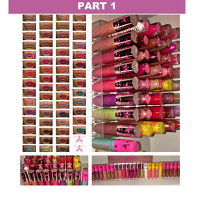 Jeffree Star Velour Liquid Lipstick Review + Swatches Part 1- 27 Shades