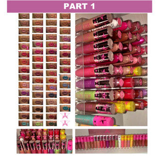Jeffree Star Velour Liquid Lipstick Review + Swatches Part 1- 27 Shades