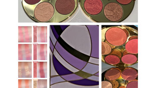 Tarte Limited Edition Color Wheel Amazonian Clay Blush Palette – Review, Swatches, Swatch Comparison