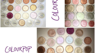 ColourPop Super Shock Highlighter Review + Swatches (22 Shades)