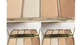 Tarte Rainforest of The Sea Skin Twinkle Lighting Palette Vol 2 Swatches, Review + Dupes