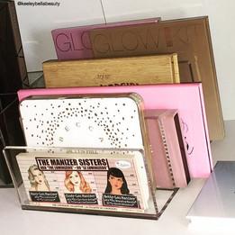 Makeup Organisation Part 1 – Ettica Cubes Palette Holder/Palette Storage Review, Pictures + 3 Differ