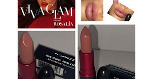 MAC Cosmetics Viva La Glam Rosalia Lipstick Viva Glam II Review and Swatches