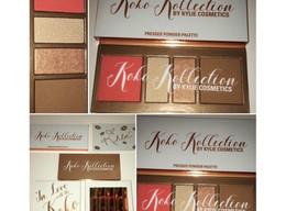 Kylie Cosmetics KoKo Kollection TAKE 2 Part 2 – KoKo Pressed Powder Face Palette Review + Swatches