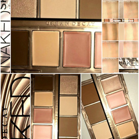 Urban Decay Naked Skin Shapeshifter Palette in Light-Medium Shift Review + Swatches