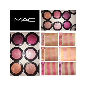 MAC Extra Dimension Blush Review + Swatches
