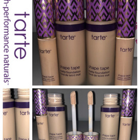 Tarte Shape Tape (Matte) Foundation Review