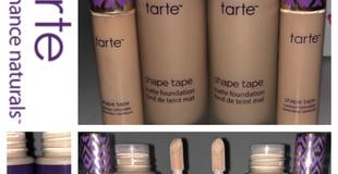 Tarte Shape Tape (Matte) Foundation Review
