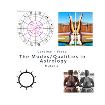 The Three Modes/Qualities in Astrology- Quadruplicities