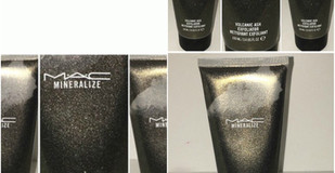 MAC Cosmetics Mineralise Volcanic Ash Facial Exfoliating Scrub Review + Full Physical, Chemical, Mar