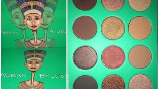 Juvia's Place The Nubian 1 (Green) Palette Swatches, Description, Review + Photos