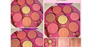Tarte Cosmetics Big Blush Book Volume 3 Review and Swatches!!!