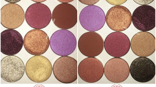 Anastasia Beverly Hills Individual Shadows Part 1 Review + Swatches (x12 Shades)