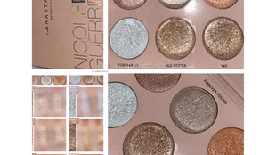 Anastasia Beverly Hills X Nicole Guerrerio Glow Kit Review + Swatches
