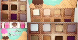 Beauty Bakerie Neapolitan Eyescream Eyeshadow Palette Review + Swatches