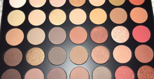 Morphe 350 Nature Glow Palette Review + Full Swatch