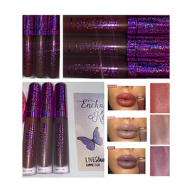 Live Glam Kiss Me October 2020 Review and Swatches