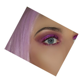 Violet Voss Hashtag Palette Look 1 + Review – Purple Shimmery Smokey Eye Tutorial