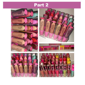 Jeffree Star Cosmetics Velour Liquid Lipstick Review + Swatches Part 2 - x 16 Shades