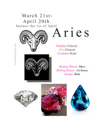 The Zodiac Signs In-Depth- Sign 1- Aries