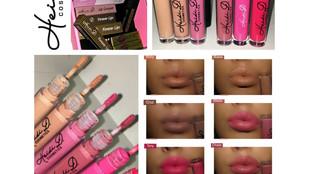 Heidi D Cosmetics Forever Matte Liquid Lipstick Review + Swatches