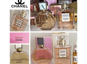 Favourite Fragrances Part 1 - Chanel Coco Mademoiselle Intense EDP Review + Chanel Chance EDP Review
