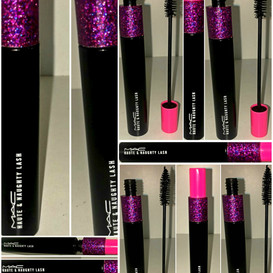 MAC Cosmetics Naute and Haughty Mascara Review