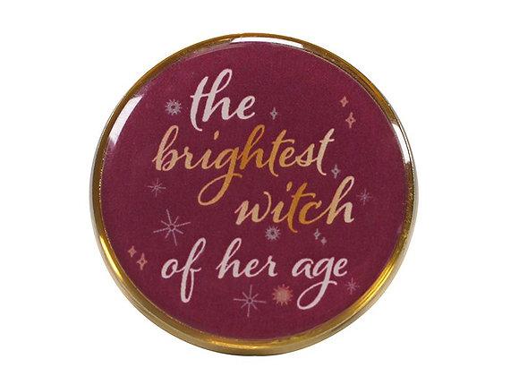 Hermione Granger Enamel Pin Badge
