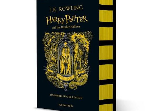 Harry Potter and the Deathly Hallows - Hufflepuff Edition (Hardback)