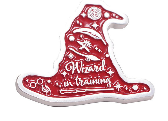 Wizard in Training Pin Badge