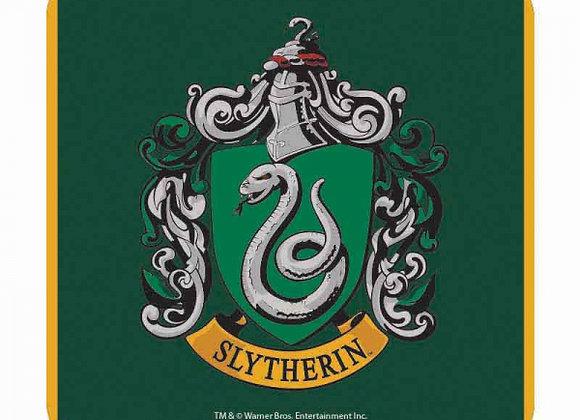 Harry Potter Coaster - Slytherin Crest