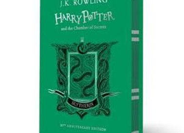 Harry Potter and the Chamber of Secrets - Slytherin Edition (Hardback)