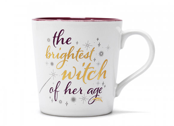 Harry Potter Tapered Mug - Hermione Granger (Brightest Witch)