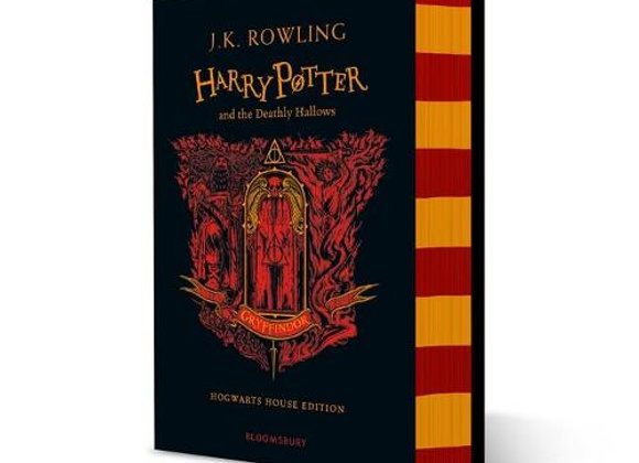 Harry Potter and the Deathly Hallows - Gryffindor Edition (Hardback)