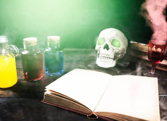 Potion Making & Quiz Tickets - Sunday March 29th 2pm