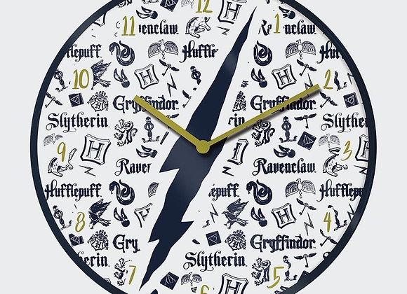 Harry Potter Clock