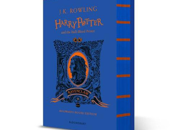 Harry Potter and the Half-Blood Prince - Ravenclaw Edition (Hardback)